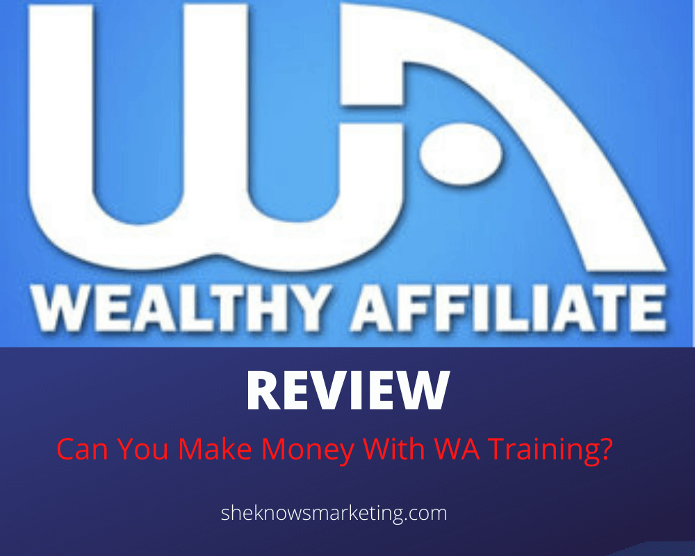 Wealthy Affiliate Negative Reviews