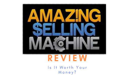 Amazing Selling Machine Logo