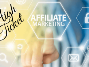 Affiliate marketing banner
