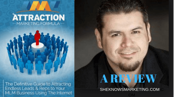 Attraction Marketing Formula Reviews - Featured Image