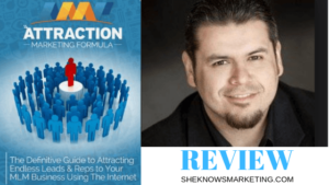 Attraction Marketing Formula Reviews Featured Image