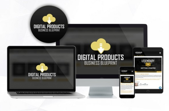 Digital Products Business Blueprint
