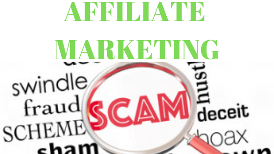 How To Spot Affiliate Marketing Scams