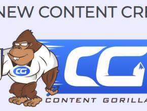 Content Gorilla Review Logo