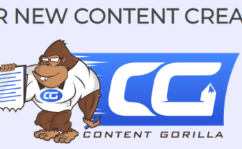 Content Gorilla Review Logo