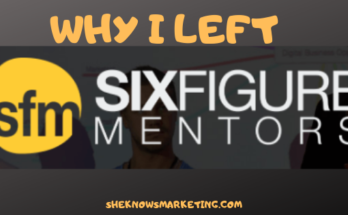The 6 Figure Mentors Review Featured Image