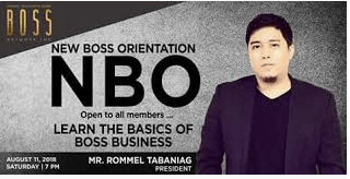 Boss International Review - Rommel Tabaniag
