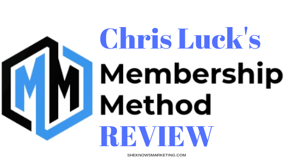 Reviews Of The  Membership Method Membership Sites