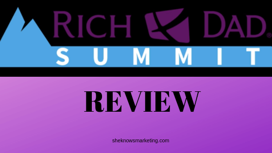 A Rich Dad Summit Review - Featured Image