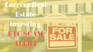 Zurrixx Real Estate Investing - Featured Image