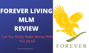 Forever Living MLM Business Review Featured Image