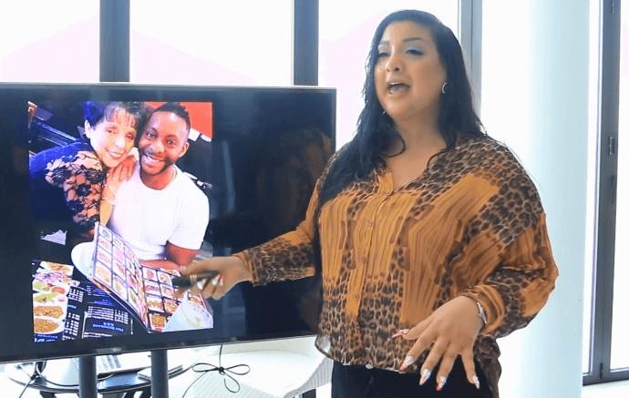 Ariella In Live Presentation