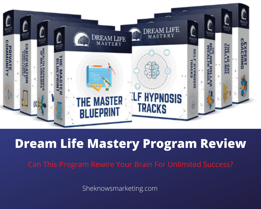 Dream Life Mastery Program Review
