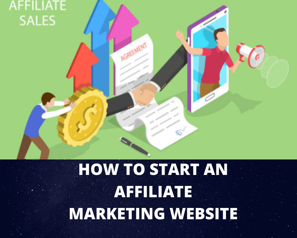 How To Start Affiliate Marketing Website For Beginners