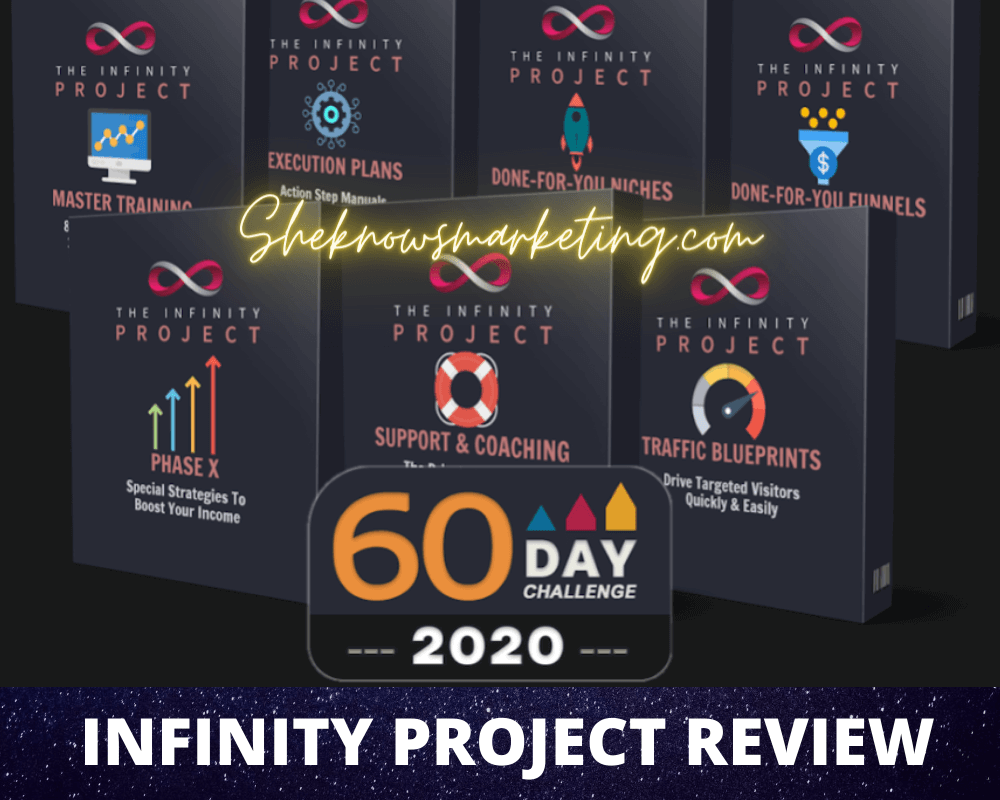 A Infinity Project Review